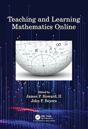 Teaching and Learning Mathematics Online book cover